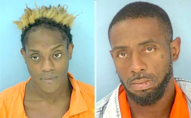 Brandon Wyche (L) and Jonathan Brown. Photos/Fayette County Jail.