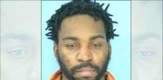 Darius Reid. Photo/Fayette County jail.