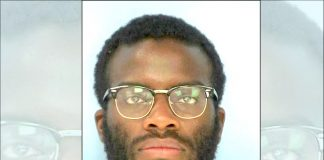 David L. Holder. Photo/Fayette County Jail.