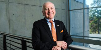 Clayton State University President Tim Hynes. Photo/CSU.