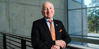 Clayton State University President Tim Hynes. Photo/CSU.