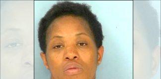Ashley S. Matthews. Photo/Fayette County Jail.