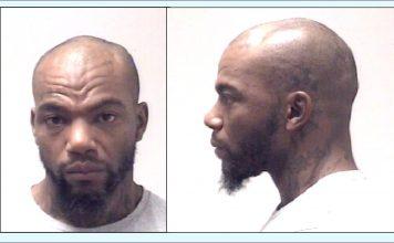 Nicholas Martez Nelson. Photos/Coweta County Jail.