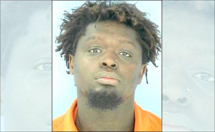 Marcus Farmer-Crane. Photo/Fayette County Jail.