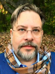 <b>Author Mark Wallace Maguire. Photo/Submitted.</b>