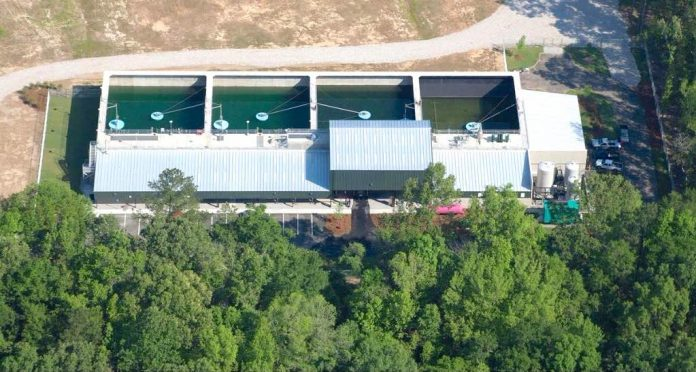 Aerial photo of one of the many plants managed by ClearWater Solution. Photo/Company website.