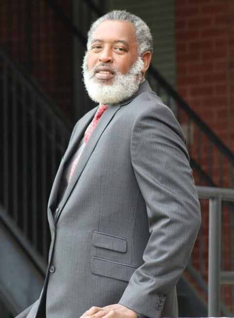 <b>Rev. Dexter Wimbish. Photo/His campaign website.</b>