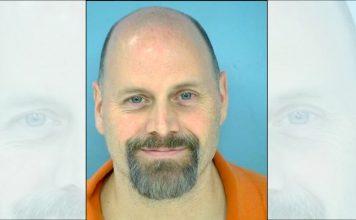David Hornbuckle. Photo/Fayette County Jail.