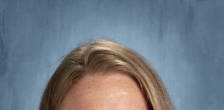 Fayette County High School Laura Rogers 2021 Teacher of Promise