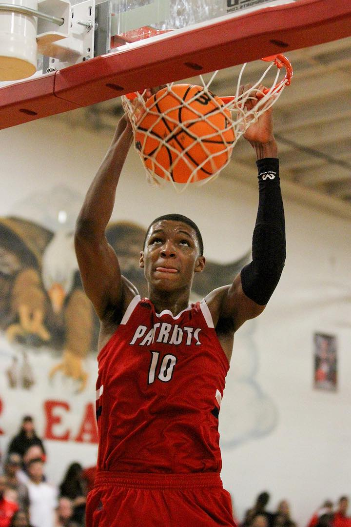 <b>Sandy Creek High's Jabari Smith, ranked as one of the top five players in the nation, has been named a McDonald's All-American.</b>