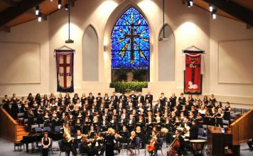 The Southern Crescent Chorale in concert. Photo/Submitted.