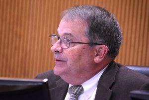 <b>Fayette County Commission Chairman Lee Hearn. File photo.</b>