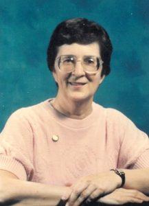 <b>Syble Joyce Brady</b>