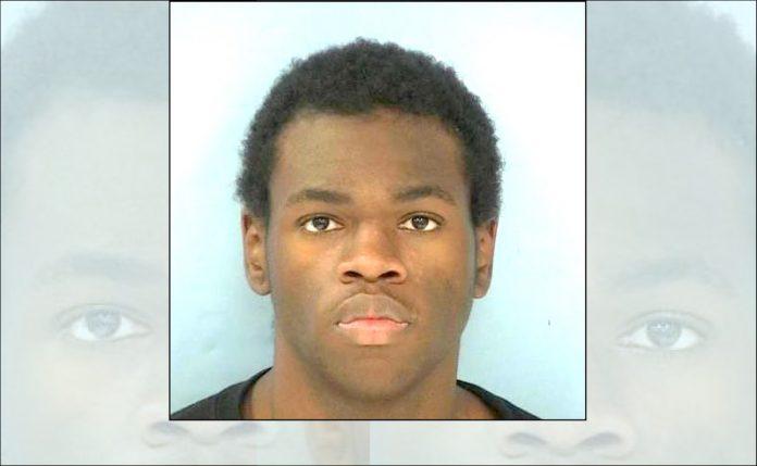 Ty'Jon Warren McKey. Photo/Fayette County Jail.