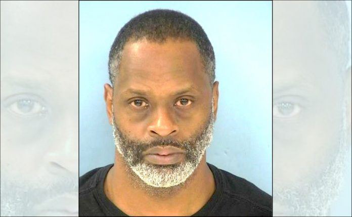 Joseph Kimber. Photo/Fayette County Jail.