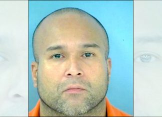 Kenneth Rivera. Photo/Fayette County Jail.