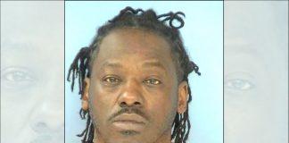 Harvey Johnson. Photo/Fayette County Jail.