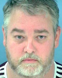 Jason Mitchell. Photo/Fayette County Jail.