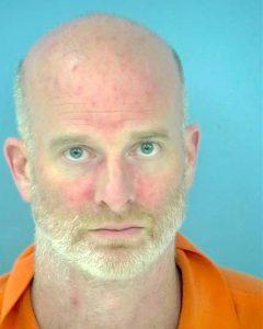 Michael E. Beach. Photo/Fayette County Jail.