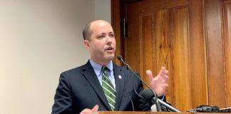 Georgia Attorney General Chris Carr