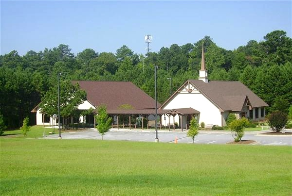 The campus of Christ the King on Hwy. 34 just west of Peachtree City. Photo/Submitted.