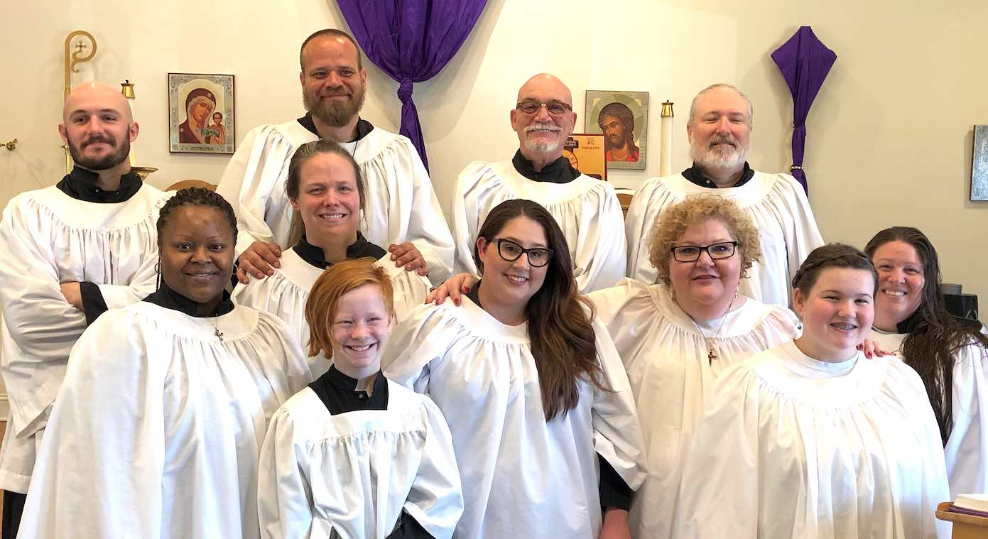 The worship ministry team at Christ the King Charismatic Episcopal Church. Photo/Submitted.
