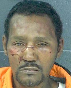 Alphonso Watts. Photo/Fayette County Jail.