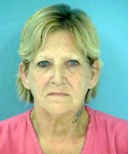 Tammy J. Harmon. Photo/Fayette County Jail.