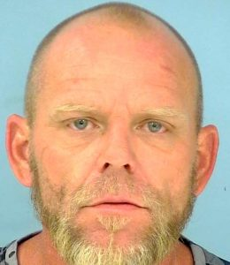 Karl Golden. Photo/Fayette County Jail