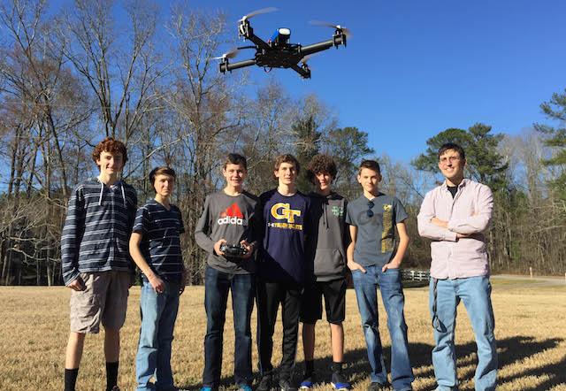 dronex pro magasin