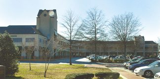 Fayette County Administrative Complex in Fayetteville. File photo.