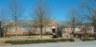 For the past 25 years, the now-old Fayetteville City Hall. File photo.