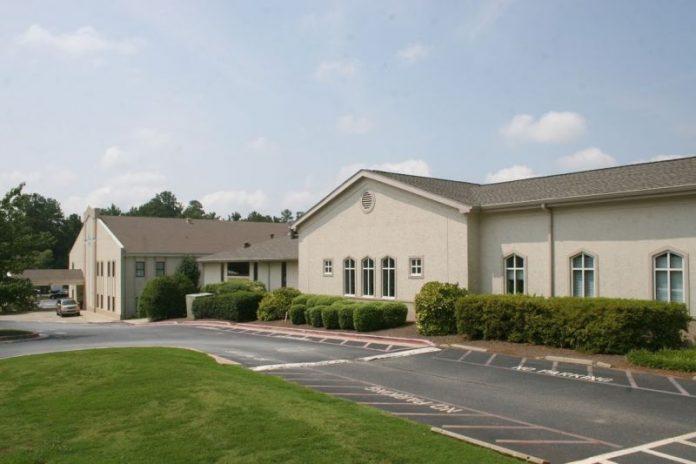 Holy Trinity Catholic Church in Peachtree City. File photo.
