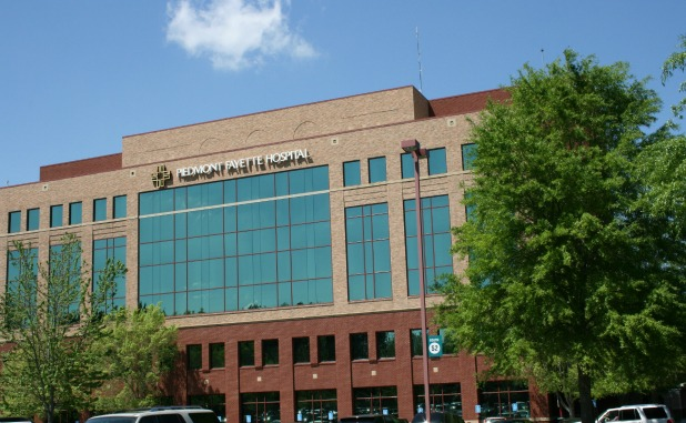 Piedmont hospitals among most wired in U.S. - The Citizen