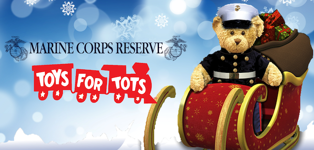 Marines Launch Local 2016 Toys For Tots Drive The Citizen