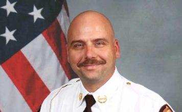 Fayette County Sheriff Barry Babb.