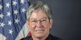 Peachtree City Police Chief Janet Moon.
