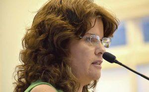 Peachtree City Mayor Vanessa Fleisch. File photo.