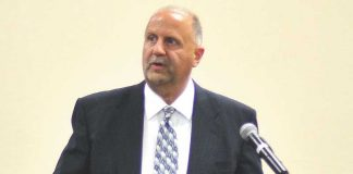 Peachtree City Finance Director Paul Salvatore. Citizen photo.