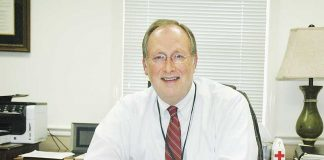 Fayette County School Superintendent Dr. Joseph Barrow. File Photo.